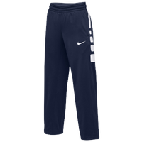Nike Team Elite Stripe Pants - Women's - Navy / White