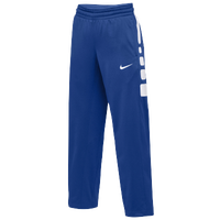 Nike Team Elite Stripe Pants - Women's - Blue / White