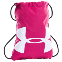 Under Armour Ozsee Sackpack - Pink / Black