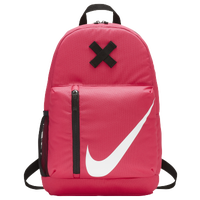 Nike Young Athletes Elemental Backpack - Grade School - Pink / Black