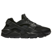 Nike Huarache Run - Boys' Grade School - All Black / Black