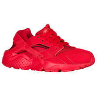 Nike Huarache Run - Boys' Grade School - Red / Red