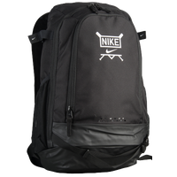 Nike Vapor Clutch Bat Backpack - Black / White