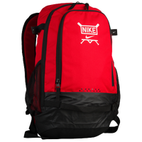 Nike Vapor Clutch Bat Backpack - Red / Black