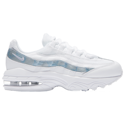 4ecca4db03 ... denmark nike air max 95 girls preschool casual shoes white white cobalt  pulse 3b66f 2ab82