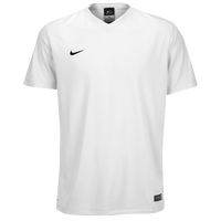 Nike Team Challenge Jersey - Men's - All White / White