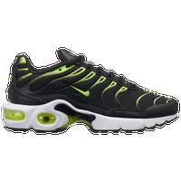 Nike Air Max Plus Boys Grade School Casual Shoes Black