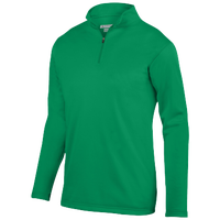 Augusta Sportswear Team Wicking Fleece Pullover - Men's - Green