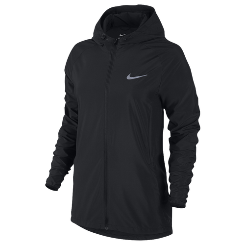 Nike Dri-FIT Essential Jacket - Women's Running - Black 55153010