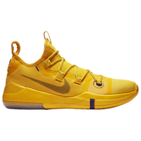 Nike Kobe AD - Men's -  Kobe Bryant - Yellow