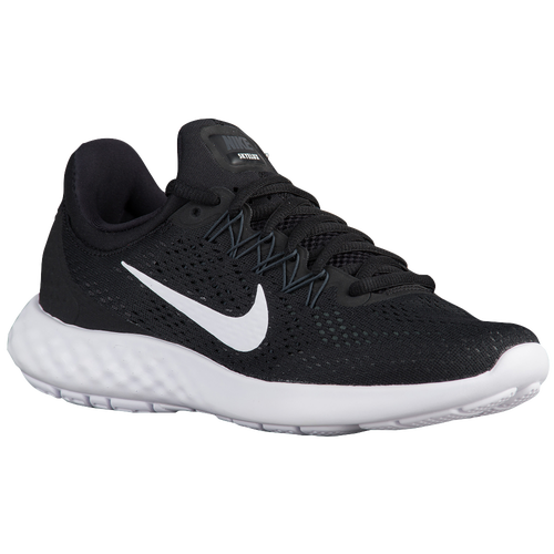 Nike Lunar Skyelux - Women\u0027s - Running - Shoes - Black/White/Anthracite