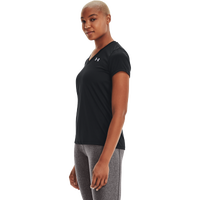 Under Armour Tech Training T-Shirt - Women's - All Black / Black