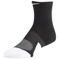 Nike Elite 1.5 Basketball Mid Socks - Black / White