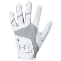 Under Armour Iso-Chill Golf Glove - Men's - White / Grey