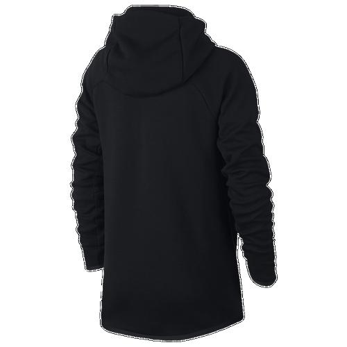 Nike Tech Fleece Full-Zip Hoodie - Boys' Grade School ...