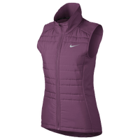 f656dad4f103 Nike Essential Filled Vest - Women s - Purple   Purple