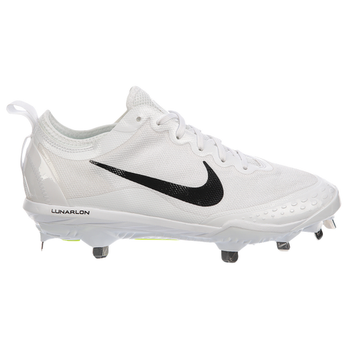Nike W Hyperdiamond 2 Elite - Women\u0027s - Softball - Shoes - White/Black/White