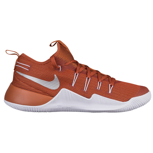 Nike Hypershift - Men's Basketball - Desert Orange/Metallic Silver/White 56488882