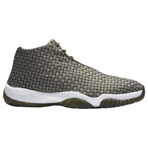 ced89fa9a46ca3 ... where can i buy jordan aj future mens casual shoes olive olive white  metallic silver b4d0a ...
