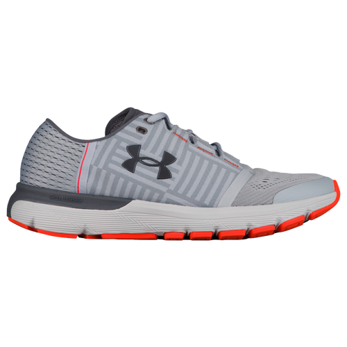 Under Armour Speedform Gemini 3 - Men's - Running - Shoes - Overcast Grey/Steel/Rhino  Grey