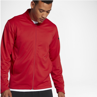 Nike Rivalry Jacket - Men's - Red / Red