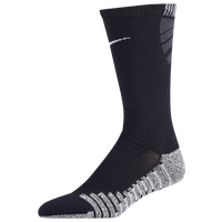 Nike Grip Vapor Football Crew - Men's - Black / White