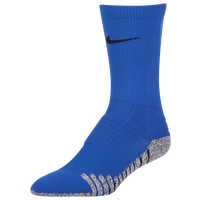 Nike Grip Vapor Football Crew - Men's - Blue / Black
