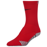 Nike Grip Vapor Football Crew - Men's - Red / Black