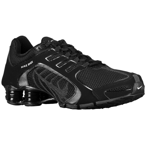 0f7ecdb5aa6465 Nike Shox Navina SI Womens Running Shoes Black on PopScreen