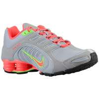 new product 76564 da920 ... running shoe Nike Shox Navina SI - Women s - Grey   Red ...