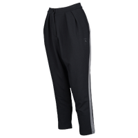 PUMA Tape Highwaist Sweat Pants - Women's - Black / Brown
