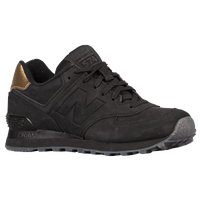 new balance 574 black bronze