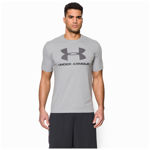 Under armour charged cotton sportstyle logo t shirt men for Under armour charged shirt
