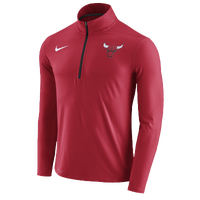 ec837cd6 Men's Clothing Activewear Tops Jordan Michigan Wolverines Football Coaches  Dri-Fit 1/2 Zip Pullover Navy Blue