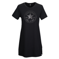 Converse Core T-Shirt Dress - Women's - Black / Black