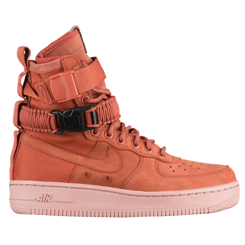 pretty nice 6f152 9f42b ... new zealand nike sf air force 1 womens casual shoes dusty peach dusty  peach particle pink