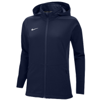 Nike Team Sphere Hybrid Jacket - Women's - Navy / Navy