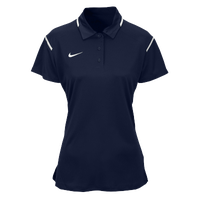 Nike Team Gameday Polo - Women's - Navy / White