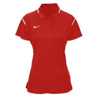 Nike Team Gameday Polo - Women's - Red / White