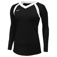 Nike Team Agility Jersey - Women's - Black / White
