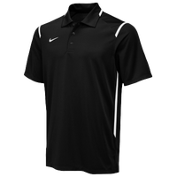 Nike Team Gameday Polo - Men's - Black / White