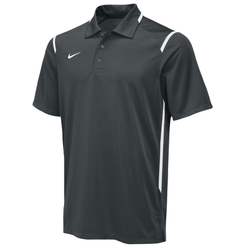 Nike Team Gameday Polo - Men's For All Sports - Team Anthracite/White/White 58085061