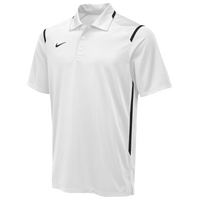 Nike Team Gameday Polo - Men's - White / Black