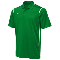Nike Team Gameday Polo - Men's - Green / White