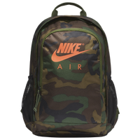 Nike Hayward Futura AOP Backpack - Green / Brown