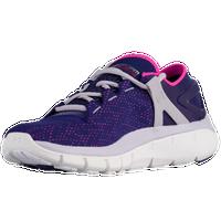 Women Under Armour Speedform Fortis'Running Shoes' Europa Purple/Cloud Gray/Rebel Pink Model UK2715