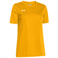Under Armour Team Golazo Jersey - Women's - Gold / Gold