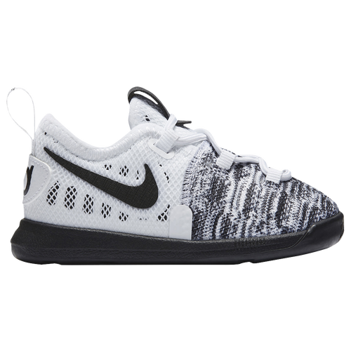 e74f1ca0302f ... reduced nike kd 9 boys toddler basketball shoes kevin durant white  black 7394b 7ecae