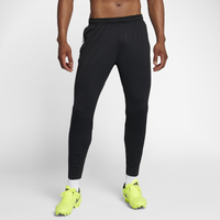 Nike Breathe Squad Pants - Men's - Black / White
