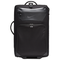 Nike Departure Roller Bag - All Black / Black